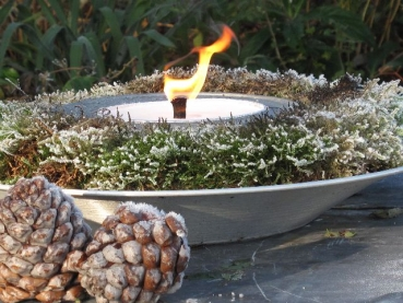 Outdoor Flammschale